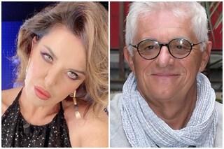 """Alba Parietti s'infuria per l'attacco di Franco Oppini: """"Amareggiata, io non sfrutto mio figlio"""""""