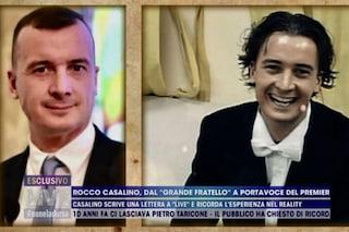 """Il Grande Fratello compie 20 anni, Rocco Casalino: """"Fa male venire sminuiti per quell'esperienza"""""""