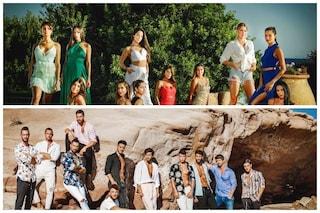 Tentatrici e tentatori a Temptation Island 2020 con Alessia Marcuzzi: nomi e foto dei single