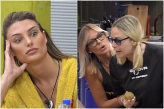 "Stefania Orlando furiosa contro Franceska: ""Capra! Capra! Capra!"", poi scoppia in lacrime"
