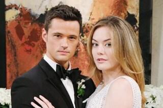 Beautiful, anticipazioni 7 - 12 settembre: Hope accetta di sposare Thomas, la disperazione di Liam