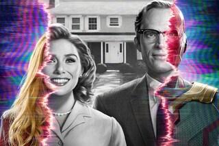 WandaVision, il primo sorprendente trailer della serie Marvel che arriverà su Disney+