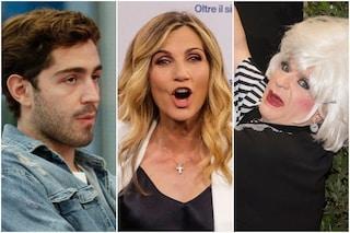 """Tommaso Zorzi: """"Cuccarini e Platinette sputano sui diritti gay, a Coruzzi tirerei due sberle"""""""
