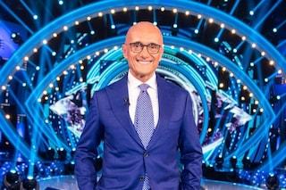 """Alfonso Signorini: """"Lunedì tre nuovi concorrenti nella Casa GF Vip, il reality finirà a febbraio"""""""