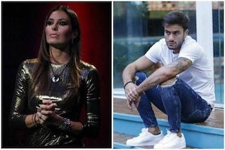 """GFVip, Elisabetta Gregoraci a Pretelli: """"Non abbiamo un flirt, io sono innamorata fuori dalla casa"""""""