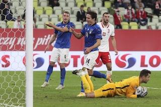 La partita dell'Italia fa quasi 7 milioni di spettatori, crescono Fabio Fazio e Barbara D'Urso