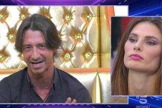 """Francesco Oppini non è interessato a Dayane Mello: """"Chiedo scusa alla mia fidanzata se l'ho ferita"""""""