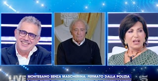 """Enrico Montesano: """"Mi hanno fatto passare per cattivo solo perché non la penso come tutti"""""""