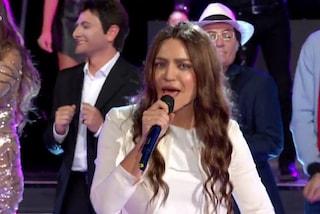 Carolina Rey vince la quinta puntata di Tale e Quale Show 2020 con l'imitazione di Gaia