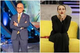 """Alfonso Signorini su Adua Del Vesco: """"Volevo magnarmela prima della diretta, è una fine stratega"""""""