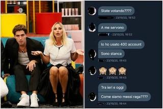 Creati decine di account fake per pilotare il televoto al GF Vip, la nomination rischia di saltare