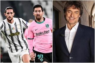 Ascolti tv: Juventus-Barcellona trionfa e doppia la replica di Ulisse con Alberto Angela