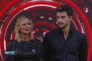 Matilde Brandi eliminata durante l'undicesima puntata del GF Vip con il 16% dei voti
