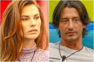 """GF Vip, Dayane Mello ammette: """"Mi piace Francesco Oppini, peccato che non è single"""""""