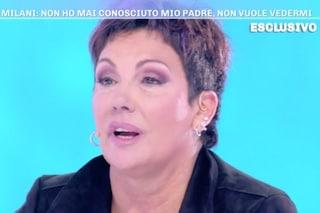 """Donatella Milani: """"Dopo l'abbandono di mio padre soffro di depressione, sono andata con le donne"""""""