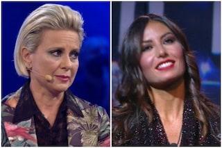 """Antonella Elia a Elisabetta Gregoraci: """"Te la tiri! Non mi pare che tu sia andata a fare le pulizie"""""""