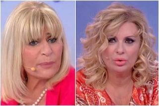 Gemma Galgani torna a Uomini e Donne dopo aver abbandonato lo studio, scintille con Tina Cipollari