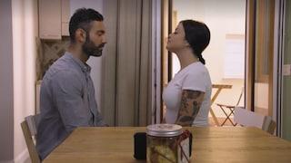 Matrimonio a prima vista 2020: racconto integrale di Gianluca e Sitara, una convivenza senza impegno
