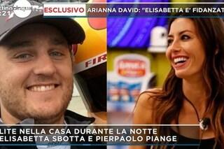 """Arianna David: """"Stefano Coletti, 32 anni, aspetta Elisabetta Gregoraci fuori dalla Casa del Gf Vip"""""""