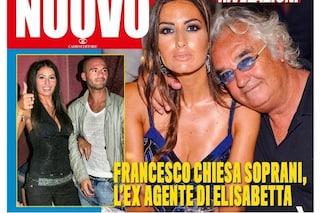 """L'ex manager di Elisabetta Gregoraci: """"Su Briatore mente, non era interessata a lui come uomo"""""""