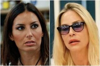 """GFVip, nuove tensioni tra Stefania Orlando ed Elisabetta Gregoraci: """"Non ti sentire migliore di me"""""""