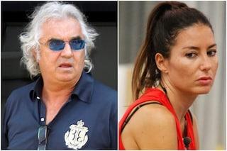 """Elisabetta Gregoraci contro Briatore: """"Non ha protetto nostro figlio"""". Pretelli: """"Sei una signora"""""""