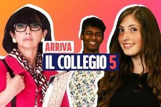 Alunni Il Collegio 5, chi sono i 21 studenti partecipanti: nomi e profili Instagram e Tiktok