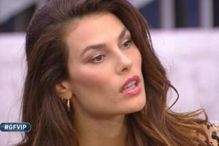 """La frase di Balotelli a Dayane, Signorini: """"Perché non ti sei dissociata?"""", lei: """"Non avevo capito"""""""