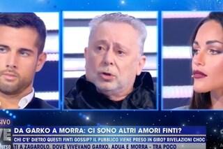 """Lele Mora: """"Massimiliano Morra non è gay ma è stato con un uomo famoso che gli aveva promesso il GF"""""""