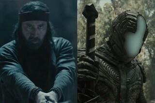 Jiu Jitsu, Nicolas Cage combatte gli alieni a colpi di arti marziali: il folle trailer