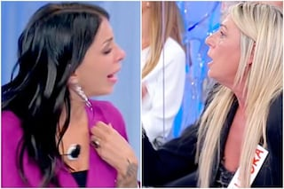 Uomini e Donne: Valentina Autiero lascia lo studio in lacrime, il video della lite con Aurora