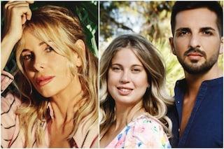 """Temptation Island, il discorso di Alessia Marcuzzi su Serena e Davide: """"In amore non c'è possesso"""""""