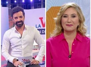 Sette casi Covid negli studi di via Teulada, Alberto Matano e Serena Bortone vanno in onda