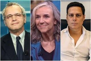Maurizio Costanzo show, prima puntata sul giornalismo. Tra gli ospiti: Mentana, Botteri e Piccinini