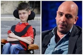 """Morto Mirko Toller, l'addio di Checco Zalone con cui girò lo spot sulla Sma: """"Mandaci il sorriso"""""""
