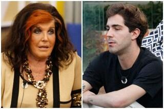 """Patrizia De Blanck a Tommaso Zorzi: """"Sparati così la smetti di rompere i cog**oni"""""""