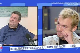 """Rodolfo e Filippo Laganà, padre e figlio legati nella malattia: """"Abbiamo superato il peggio"""""""