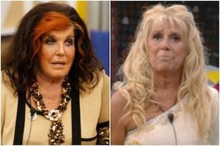 "GFVip, Patrizia De Blanck contro Maria Teresa Ruta: ""Una buffona 24 ore su 24, è ridicola"""