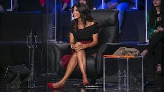 Sabrina Ferilli sarà di nuovo giudice di Tu sì que vales, l'annuncio dell'attrice sui social