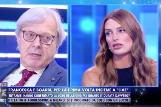 Iconize contro Barbara d'Urso dopo Live: