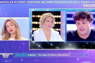 """Soleil Sorge contro Iconize: """"Ha mentito ancora, non è una vittima"""", Barbara D'Urso: """"Sono basita"""""""