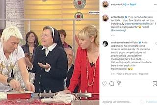 """È morta suor Stella Okadar de La prova del cuoco, il dolore di Antonella Clerici: """"È terribile"""""""