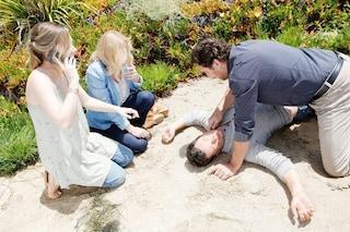 Beautiful, anticipazioni 25 - 31 ottobre: paura per Thomas, Brooke lo spinge giù da una scogliera