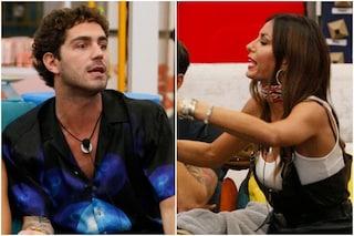 "GF Vip, lite tra Tommaso Zorzi ed Elisabetta Gregoraci dopo le accuse di Matilde Brandi: ""Paracu*a"""