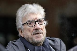 """Gigi Proietti nell'ultima intervista: """"Alla mia età la malattia è l'età stessa"""""""
