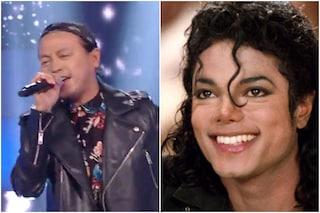 Ecco chi è Eki, il cantante che ha omaggiato Michael Jackson a All Together Now