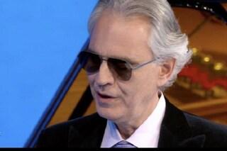 """Andrea Bocelli: """"Io negazionista sul Covid? Mi ha lasciato senza voce per 15 giorni"""""""