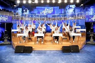Concorrenti Amici 2020/2021, i nomi di cantanti e ballerini nella nuova classe di allievi