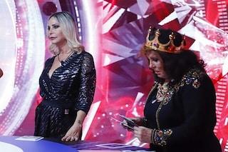 GF Vip, Patrizia De Blanck confessa: ha infranto il regolamento durante le nomination