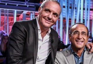 """Giorgio Panariello: """"Carlo Conti sta meglio, è in via di guarigione"""""""